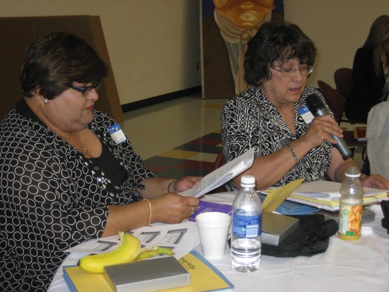 El_Paso_Roundtable-7-El Paso participants during an activity.