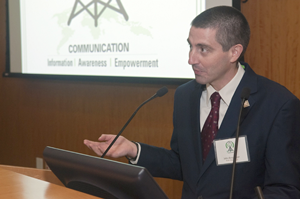 John Bergmayer award picture