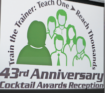 43rd Anniversary Party logo