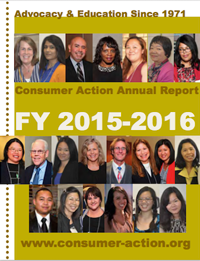 Annual Report 2015 cover image
