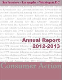 Annual Report 2013 cover image