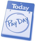 Today Pay Day image